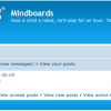 Mindboards forums are back!
