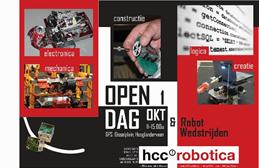 HCC Robotica Open Dag