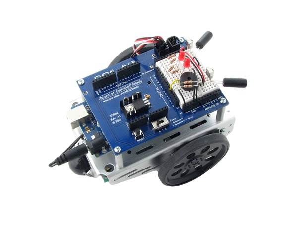 Robotc for arduino is out now bot bench