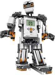 Mindstorms Alpha Rex