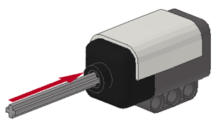 Force Sensor with Technic Axle