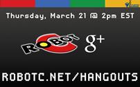 ROBOTC-Hangout