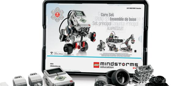 LEGO Education EV3 Shipping August 1, 2013 | Bot Bench