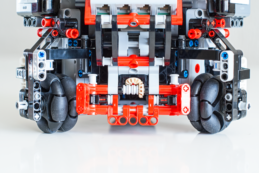 MINDSTORMS EV3 Robocup Junior Robot | Bot Bench