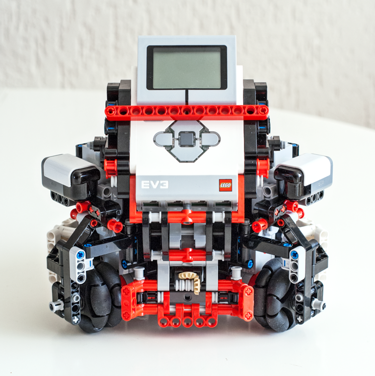 Mindstorms Ev3 Robocup Junior Robot Bot Bench