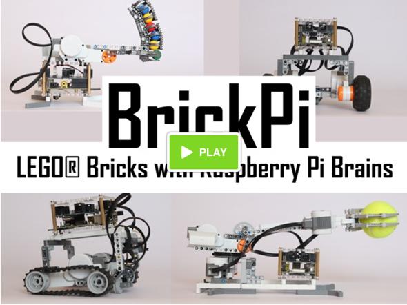 Kickstarter BrickPi