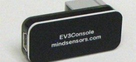 Tutorial: Using the Mindsensors EV3Console in Linux