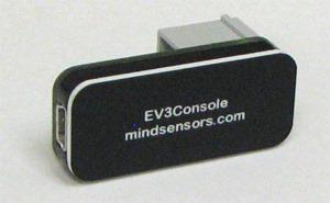 Mindsensors LEGO MINDSTORMS EV3 USB console adapter