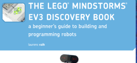 Review: The LEGO MINDSTORMS EV3 Discovery Book
