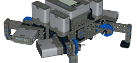 VEX IQ Quadruped: Building Instructions!