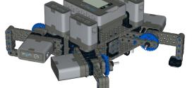 VEX IQ Quadruped: Building Instructions!