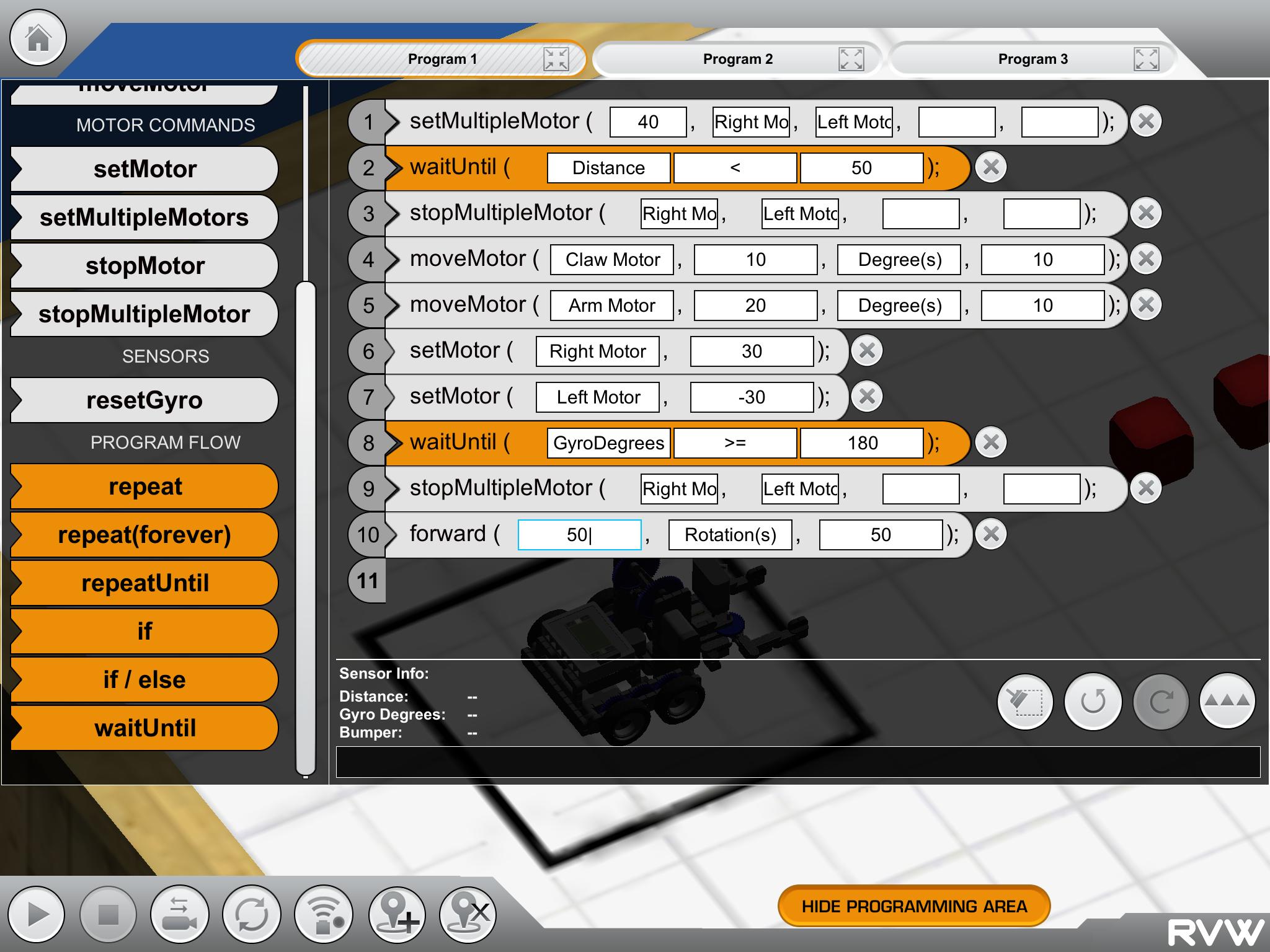 Download free Robotc Sonar Program - writethepiratebay