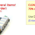 Clearance Sale at Mindsensors