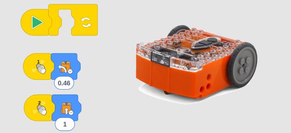 Com programar el robot Edison utilitzant Edblocks?